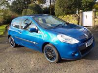 Renault Clio 1.5dCi ( 88bhp ) FAP 2011MY Expression