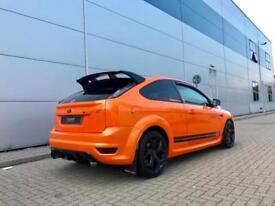2010 10 reg Ford Focus 2.5 ST3 Orange + RS Extras + Stunning Spec + Kit
