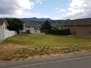 Golf Course Community Building Lot in Kamloops