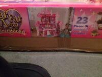 Girls doll house brand new!