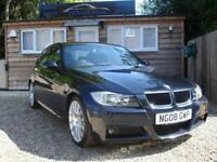 BMW 3 SERIES 320D EDITION M SPORT 2008 Diesel Automatic in Blue