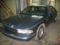1994 Chevrolet Caprice Familiale