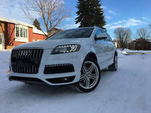2013 Audi Q7 SPORT (Pay only 1 tax!!!)