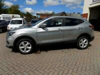 2018 NISSAN QASHQAI 1.2 DiG-T ACENTA EXC CONDITION, LOW MILES, FULL SERV HISTORY