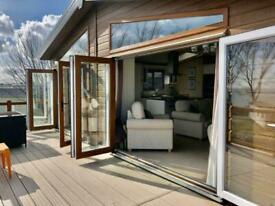SUPER LODGE FOR SALE PEMBERTON GLENDALE PLAS COCH ANGLESEY NORTH WALES