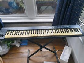 Keystation 88 keyboard