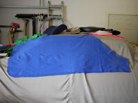 Fleece Horse Cooling Blanket....fits any size horse