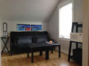 ALL INCLUSIVE MODERN STUDIO SUITES  / Furnished / Avail. NOW