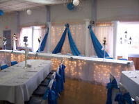 Wedding Backdrop Reduced price. Now $400