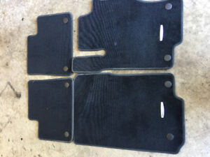 MERCEDES-BENZ ML350 MATS (OEM)
