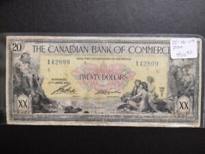 1917 Canadian Bank of Commerce