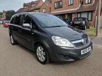 10 Reg Vauxhall Zafira 1.7 CDTi 16v ecoFLEX Design [7 Seats] *LOW MILEAGE!*