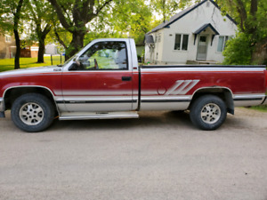 Half Ton Truck >> Half Ton Truck Kijiji In Manitoba Buy Sell Save With