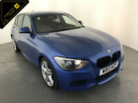 2013 BMW 118D M SPORT DIESEL 1 OWNER SERVICE HISTORY FINANCE PX WELCOME