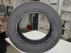 4 pneus hiver P195/60R15 Continental Extreme winter contact