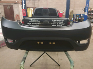 2012-2017 HYUNDAI ACCENT HATCHBACK REAR BUMBER COVER