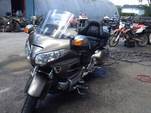 2007 Honda Goldwing 1800 (Pewter)