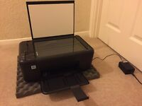 HP Deskjet Printer F2480, All In One