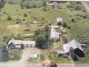 LOOKING FOR A SMALL HOBBY FARM IN A PRIVATE SETTING?