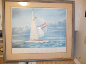 Limited Edition Canada One Painting