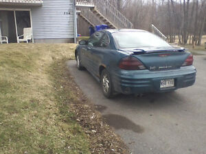 2002 Pontiac Grand Am Se Coupe (2 door)
