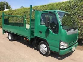 2007 Isuzu Truck NKR 3.0 DROPSIDE - TAIL LIFT