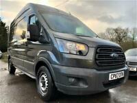 2017 Ford Transit 2.0 350 EcoBlue FWD L3 H2 (s/s) AUTOMATIC + EURO 6 + AIR CON