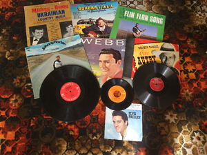 FOR SALE VINYL RECORDS