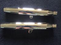 Harley Davidson 883 sportster 2008 stock pipes