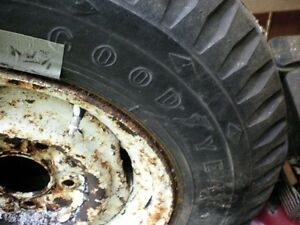 1972 ford f150 rims and tires Peterborough Peterborough Area image 2