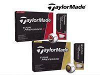 Taylor Made Tour Preferred / Tour Preferred X golf balls