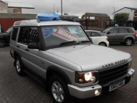 Land Rover Discovery 2.5Td5 ( 5 st ) 2003MY GS