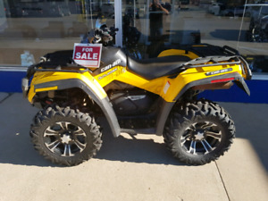2008 Can-am Outlander 800 4x4