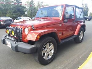 2009 Jeep Wrangler Rocky Mountain (2 door)