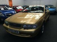 2003 VOLVO C70 2.0 T Convertable GBP2950+Retail package.