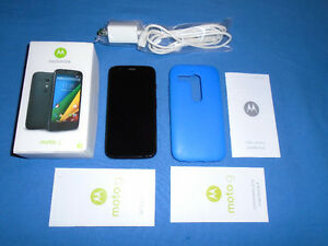 Cell phone MOTO G XT 1040 Black