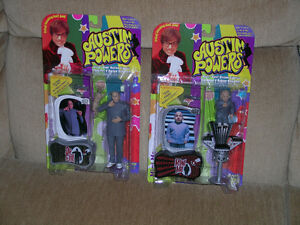 Austin Powers Figures / variety Mini Me Felicity Vanessa Kitchener / Waterloo Kitchener Area image 7