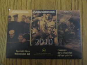 2010 Special Edition Uncirculated Set