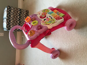 Vtech Sit and Stand walker
