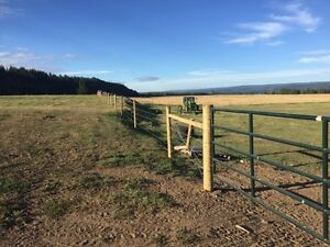 Custom fencing-BOOK NOW! Williams Lake Cariboo Area image 5