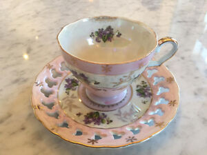 Vintage tea cup - Made in Japan