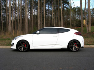 2013 Hyundai Veloster Technology package NO GST