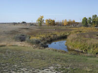 5 Acre Lot, City Water
