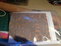 Alabama Chanin 2014 Embroidery block sampler
