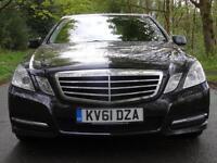 2011 (61) Mercedes-Benz E220 2.1CDI Blue F 7G-Tronic Executive SE..HIGH SPEC!!