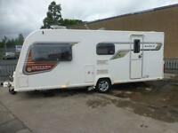 2013 Bailey Unicorn Madrid OVS 4 Berth Caravan