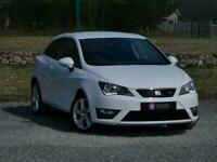 2016 SEAT Ibiza 1.2 TSI FR SportCoupe Manual Hatchback Petrol Manual