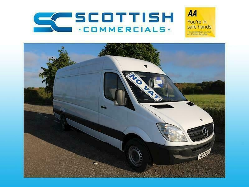 2013 MERCEDES SPRINTER LWB *50 THOUSAND MILES* GREAT CONDITION *NO VAT*  crafter   in Broxburn, West Lothian   Gumtree
