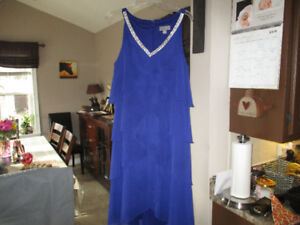 Stunning Mother of the Bride/Groom Dress size 14W (plus)