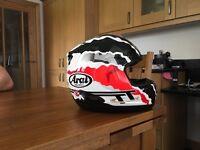 Arai RX-7-GP Mick Doohan Special TT Edition